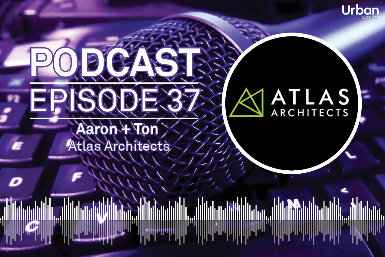 Weekly Podcast - Episode 37: Atlas Architects