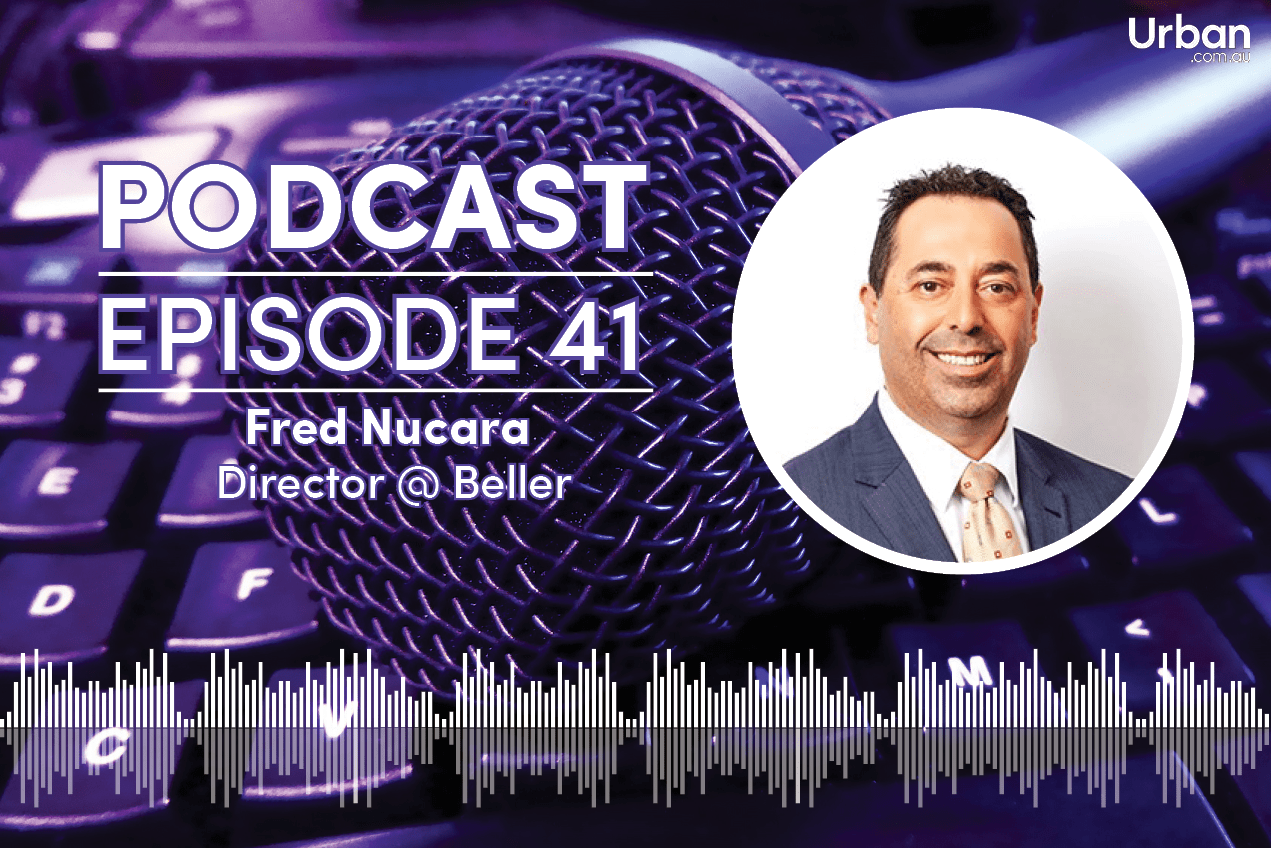 Weekly Podcast - Episode 41: Beller's Fred Nucara talks commercial leasing