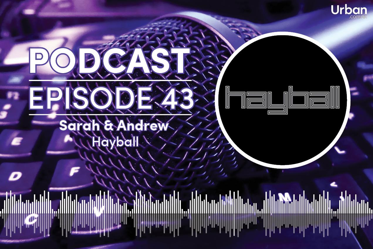 Weekly Podcast - Episode 43: Hayball's Sarah Buckeridge and Andrew Moulding talk Burwood Brickworks