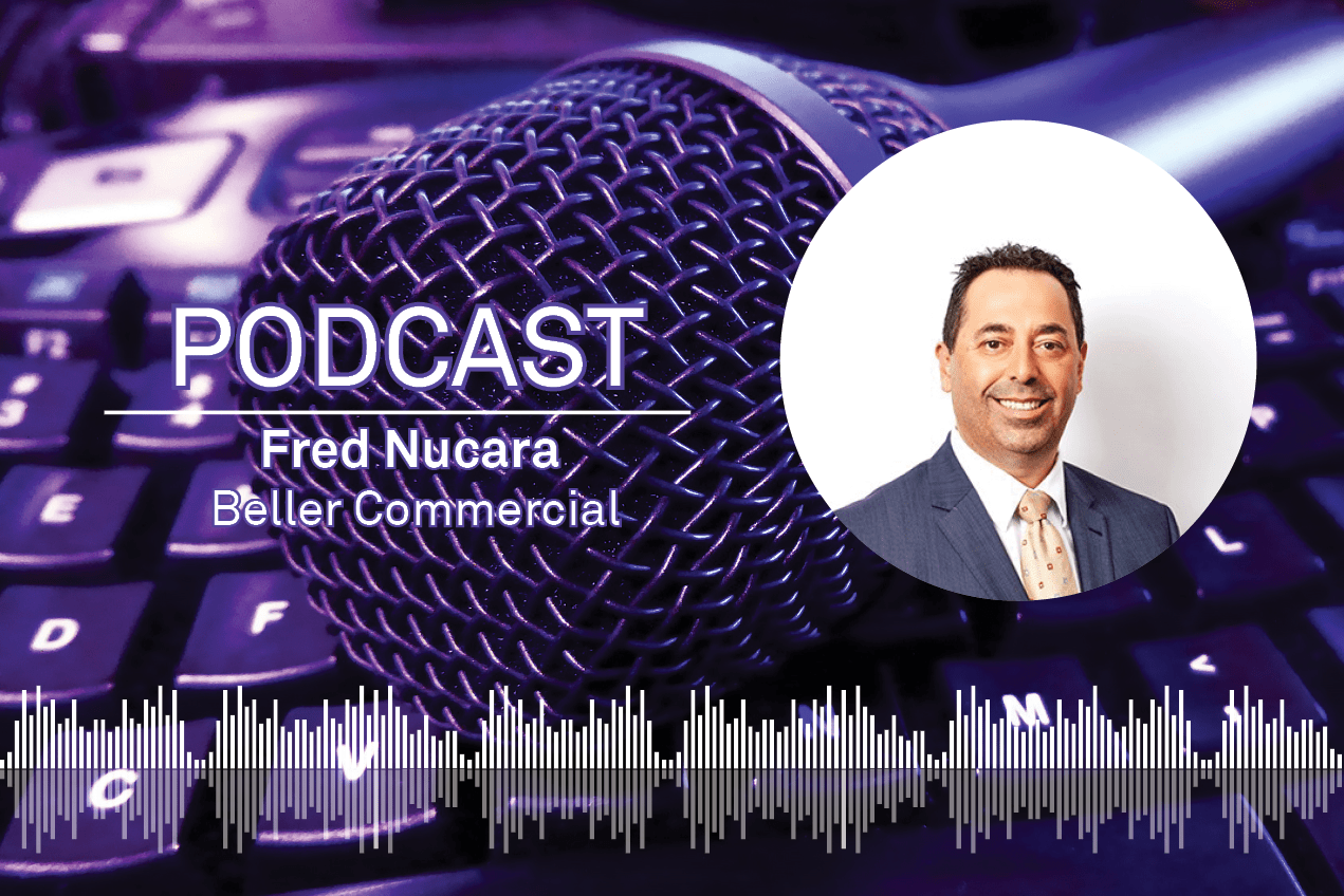 Chapel Street Podcast: On the phone with Beller Commercial's Fred Nucara