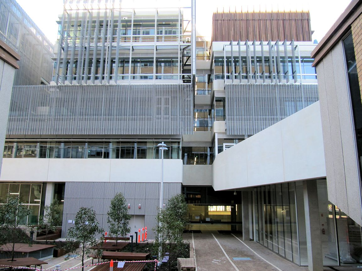 Impressions of the Melbourne School of Design