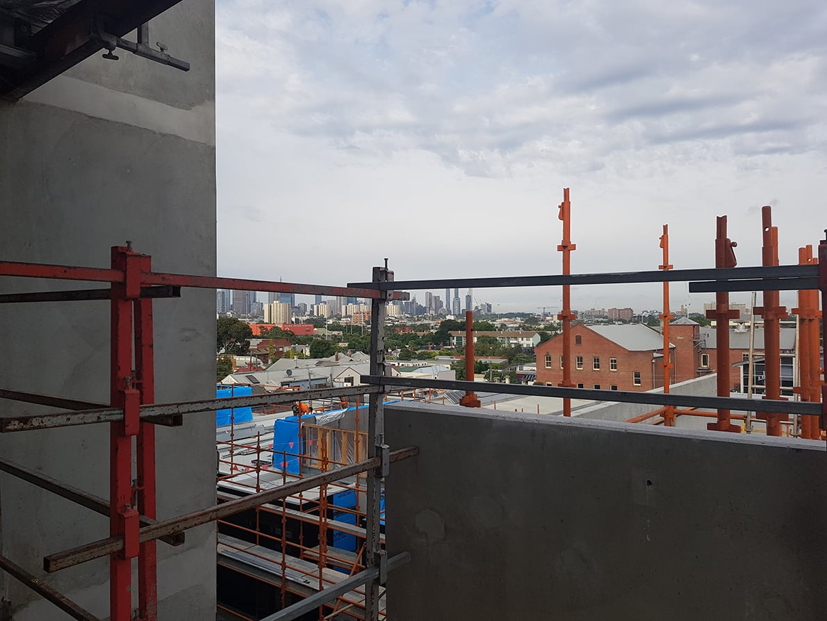 On site with Wulff Projects (Part 02) : 122 Roseneath Street, Clifton Hill