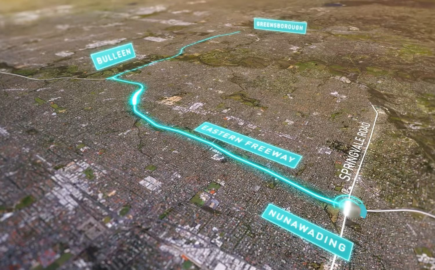 'Melbourne's poor orbital connectivity is constraining the economic potential of Victoria'