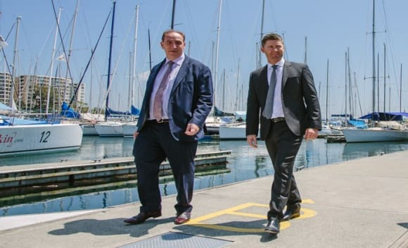 Michael Clarke buys investment weekender at Trinity Point