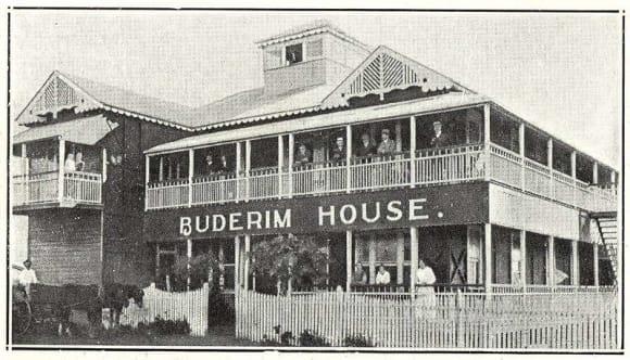 Buderim House, the 1913 Brisbane trophy home