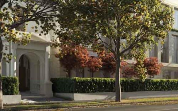The Millswyn, South Yarra - 10 luxury residences to be built