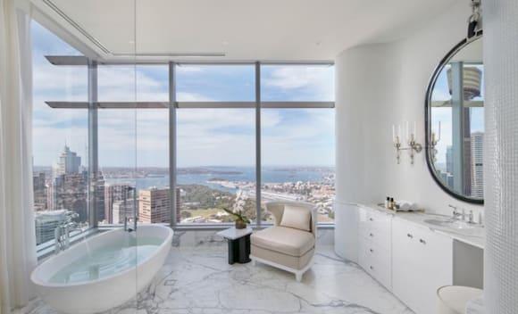 The Art Deco  million Sydney CBD penthouse for sale