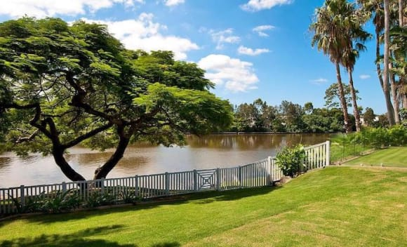 Hamptons-inspired riverfront Carrara residence sold