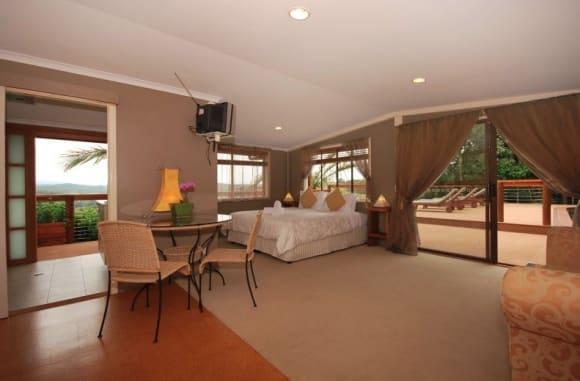 Slice of luxury in Byron Bay hinterland