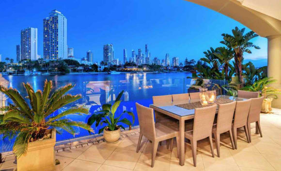 Mermaid Beach Gold Coast trophy home tops sales with 10 percent growth over 10 years