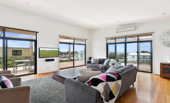 Oceanview Torquay home listed for sale