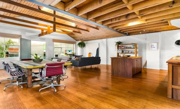 Fitzroy Brooks Building warehouse conversion listed for auction