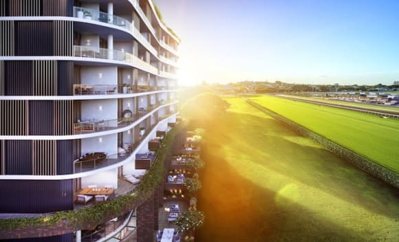 Brisbane's Ascot House construction starts after 60 percent sold off the plan