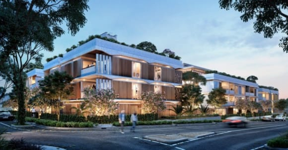 Leichhardt site for 139 units offered for sale