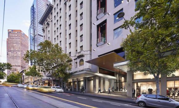 Pembroke Real Estate secures Accenture for 8000sqm in Melbourne's T&G Building