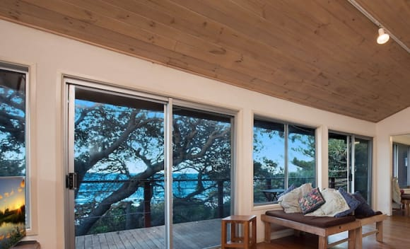 Sunshine Coast beachfront property nets  million sale