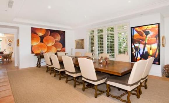 Vaucluse mansion, The Art House, listed for  million