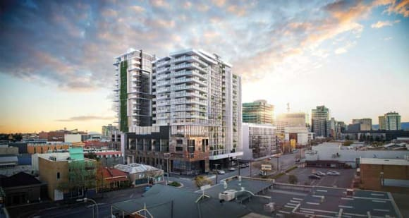 Adelaide's new future is on the rise: Greaton
