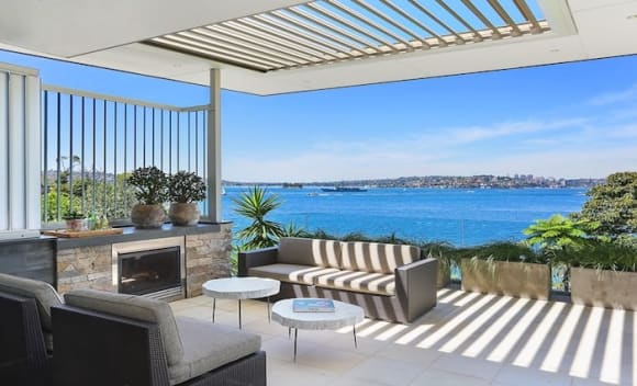 Steve Bellotti's Mosman mansion sold for more than  million