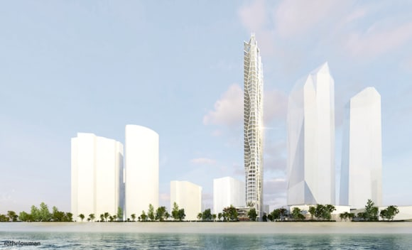 Plans for 0 million luxury Surfers Paradise tower unveiled
