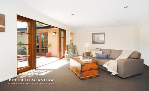 Classic Campbell, Canberra home sold for <img src=