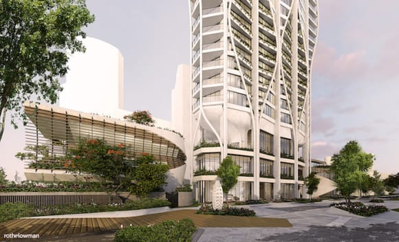 More exclusive than Jewel - and cheaper at slim Surfers Paradise tower