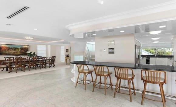 Blue Gold Coast mansion sold for  million