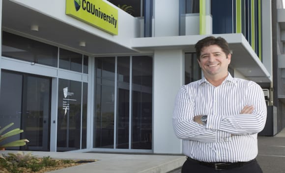 Newly constructed CQUniversity building in Townsville sold for .8m
