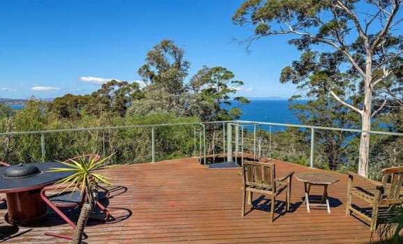 Tinderbox, Tasmania river-view house listed at 5,000 plus