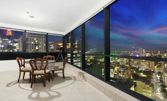World Tower Sydney apartment sold for