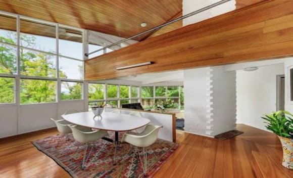 Chirnside Park's Robin Boyd-designed Blott House listed for sale