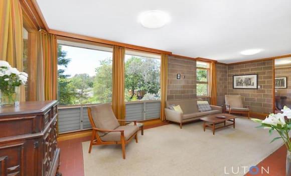 Bushland-surrounded Deakin, Canberra house sold for <img src=