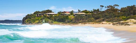 Justin Hemmes buys a bit more of south coast Berrara hamlet