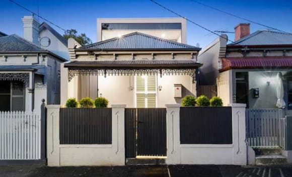 South Melbourne ugly ducking sold