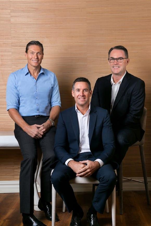 Mat Steinwede helps McGrath reach its 100th office milestone