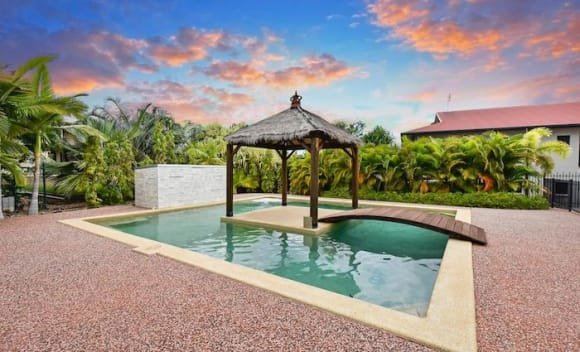 Luxury NT resort style Bayview mansion listed for over <img src=