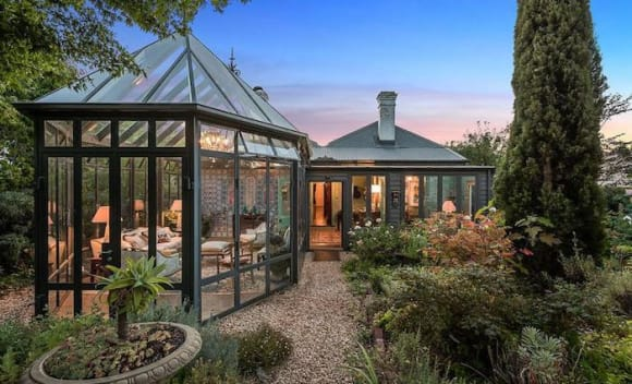 1890s Daylesford house, Goodman House, listed for <img src=