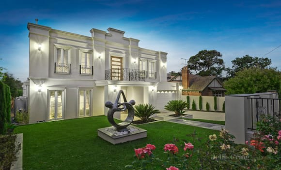 Balwyn median house price at .1 million: Investar