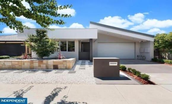 Franklin ACT median house price around 9,000: Investar