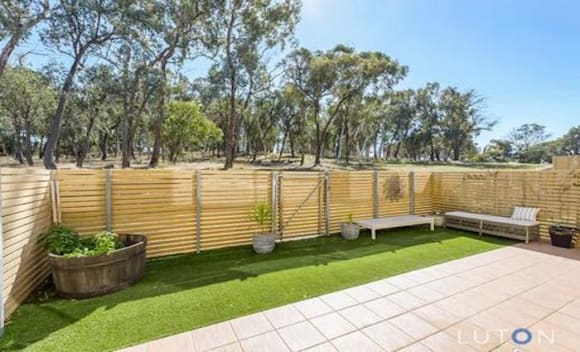 Canberra median prices goes to 0,000 for the first time