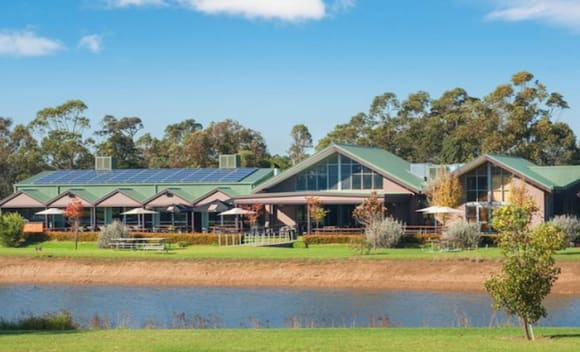 Brewery set near WA's Margaret River listed with  million hopes