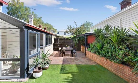 Former Port Melbourne corner store house sold for <img src=