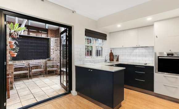 BrickX offers  'brick' for townhouse in Sydney's Surry Hills