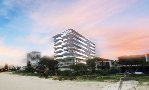 Velocity's ONE Palm Beach comes with yoga deck