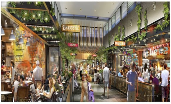 Stockland to start  million upgrade of Ballarat shopping centre