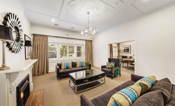 Spanish-style Prahran house, Leuwin sold