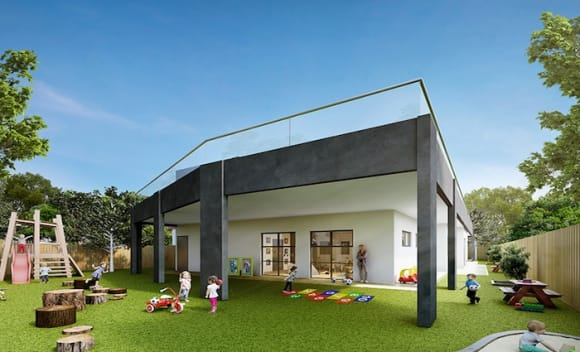 Five Melbourne childcare centres for sale off the plan through Savills