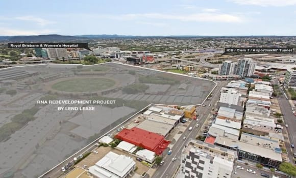 Leased office-warehouse sale in Bowen Hills fetches .25 million
