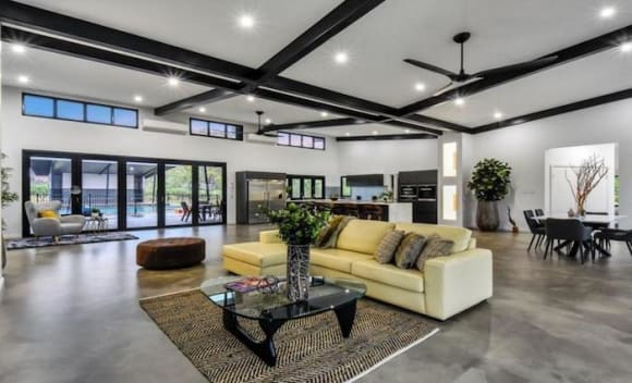 Rural eight bedroom McMinns Lagoon house listed