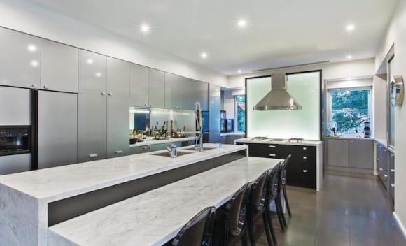 Nick Saunders-designed Toorak house listed